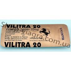 Таблетки вилитры 20 мг