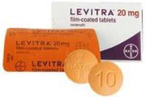 Как выглядят таблетки Левитра, фото препарата