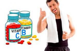 Лучшие витамины для мужчин (для потенции)