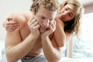 Причины слабой эрекции у мужчин