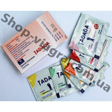 Сиалис гель (Tadaga) - 21 пакетик