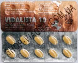 Дженерик силаиса - видалиста 10 мг