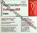 Vidalista Professiona - 20 мг тадалафила