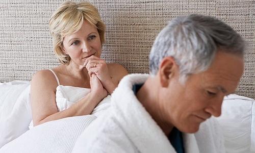Эрееция только во перед оргазмом