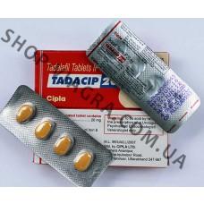 Препарат Tadacip 20 мг