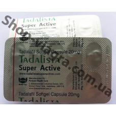 Tadalista Super Active отзывы