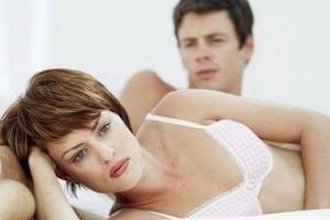 Проблема многих женщин — муж быстро кончает