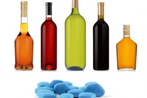 Силденафил с алкоголем