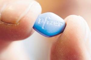 Таблетки Виагра, состав препарата