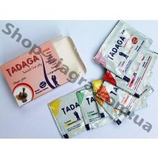 Сиалис гель (Tadaga) - 14 пакетиков