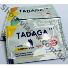 Сиалис гель (Tadaga) - 4 пакетика