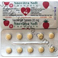 Левитра софт 5 таблеток
