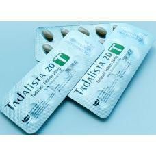 Tadalista 5х20 мг