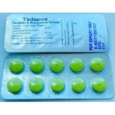 Tadapox (Сиалис + дапоксетин)  - 50 таблеток