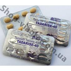 Дженерик сиалис - Тадарайз 40 мг