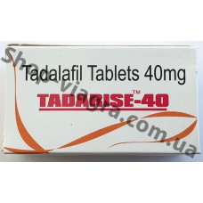 Тадалафил 40 мг - Тадарайз 40