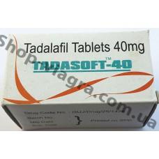 Тадасофт 40 мг - 100 таблеток