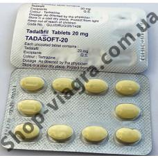 Тадасофт 20x20 мг