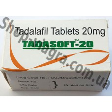 Тадасофт 10x20 мг - Сиалис софт
