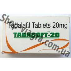 Tadasoft 100x20 мг